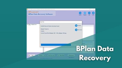bplan data recovery