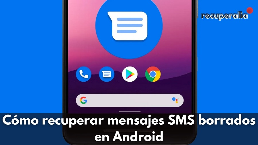 recuperar sms android